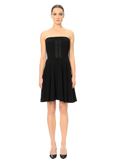 NetWork Abiye Kıyafet Siyah